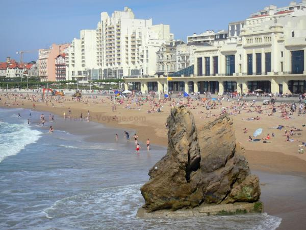 biarritz guide tourisme vacances. Black Bedroom Furniture Sets. Home Design Ideas