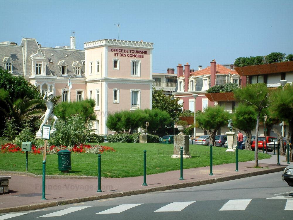 Photos biarritz guide tourisme vacances - Office de tourisme de biarritz ...