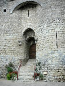 Billy castle - Gateway to the medieval castle (fortress)