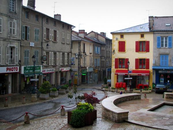 Bourganeuf - Tourism, holidays & weekends guide in the Creuse