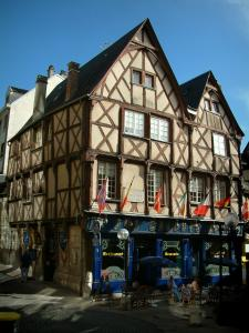 Bourges - Jacques-Coeur's birth house