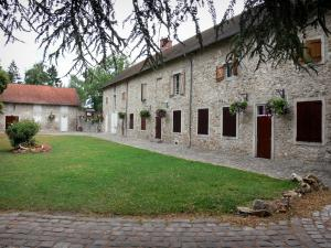 Boussy-Saint-Antoine - Buildings of the socio-cultural centre La Ferme
