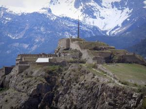 Briançon - Fortified castle