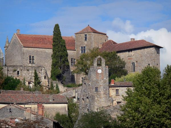 Exceptional Bruniquel   Tourism, Holidays U0026 Weekends Guide In The Tarn Et Garonne