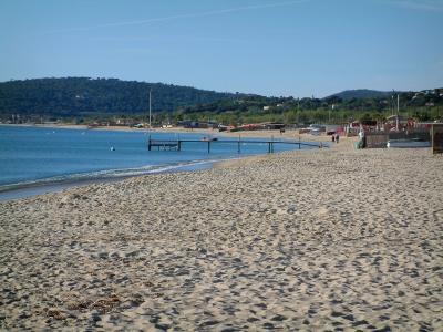 Juan-les-Pins - Führer Tourismus & Urlaub