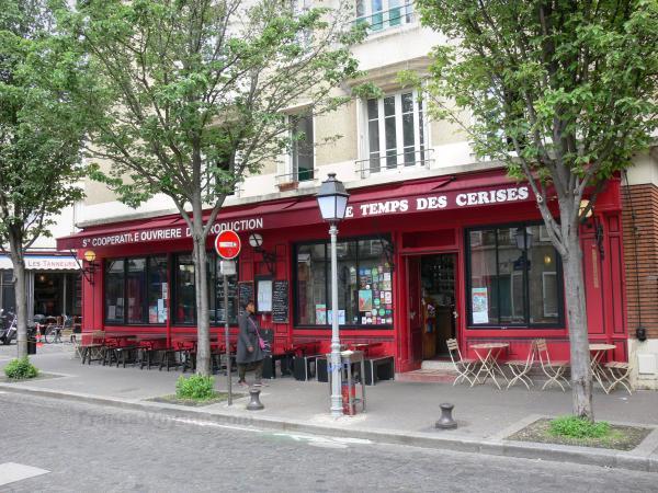 La butte aux cailles guide tourisme vacances - Restaurant buttes aux cailles ...