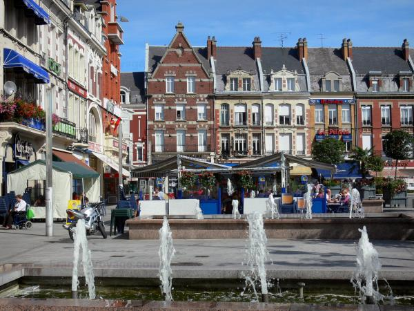 Cambrai - Tourism, holidays & weekends guide in the Nord