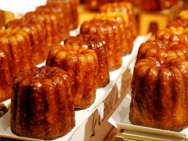 Le canelé - Guide gastronomie, vacances & week-end en Gironde