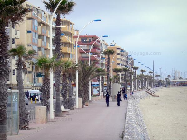 Canet en roussillon guide tourisme vacances for Location garage canet en roussillon