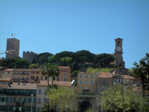 Cannes - Con vistas al casco antiguo
