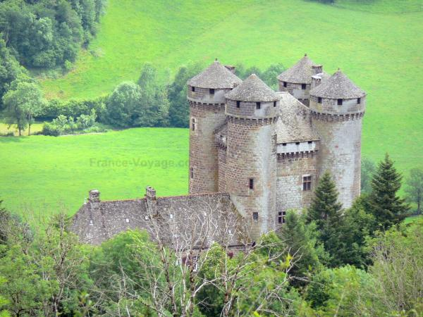 Guide of the Cantal - Tourism, holidays & weekends in the Cantal