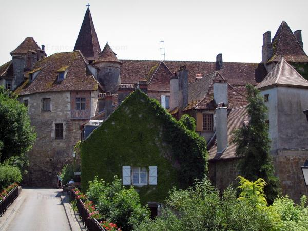 Carennac - Guide tourisme, vacances & week-end dans le Lot