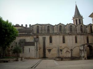 Carpentras - Saint-Siffrein cathedral
