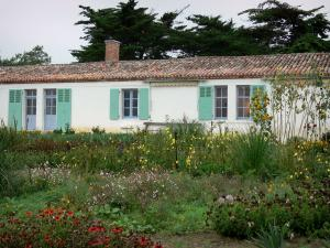 Casa di Georges Clemenceau - Home and Garden