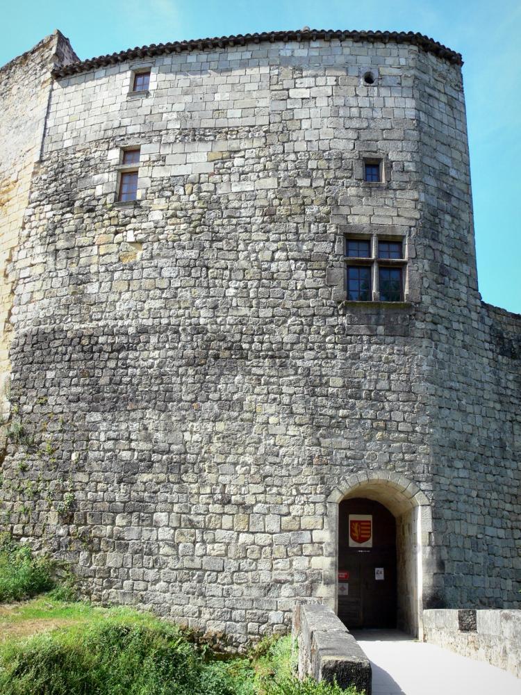 Foto - Castello di Langoiran - 2 immagini di qualità in ...