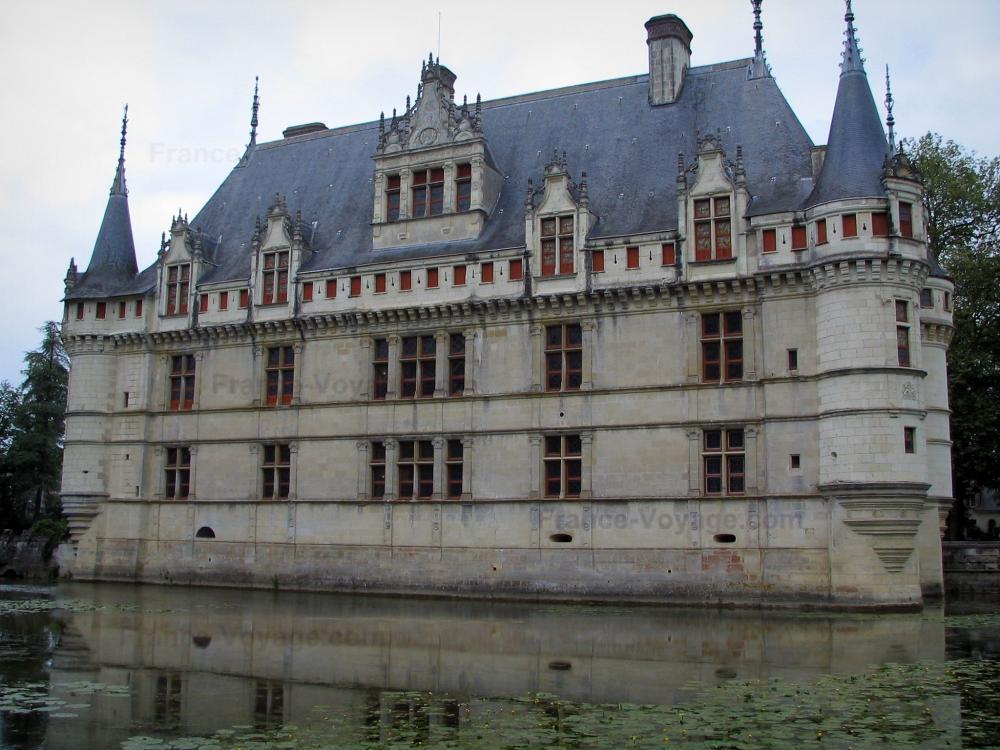 Fotos castillo de azay le rideau 25 im genes de calidad en alta definici n - Castillo de azay le rideau ...
