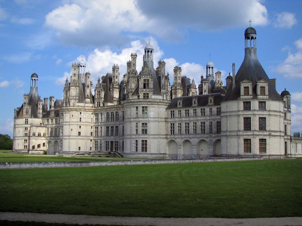 Fotos el castillo de chambord gu a turismo y vacaciones - Castillo de chambord ...