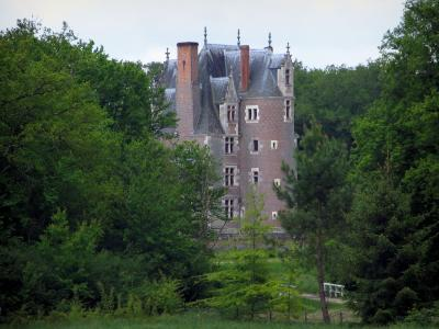 Castillo du Moulin