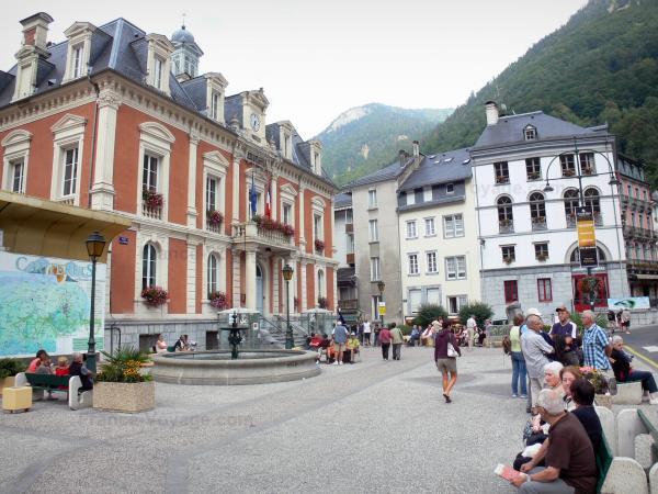 Cauterets 11 images de qualit en haute d finition - Office du tourisme cauterets hautes pyrenees ...