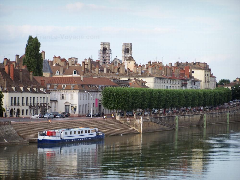 Photos chalon sur sa ne guide tourisme vacances for Chalon sur saone piscine