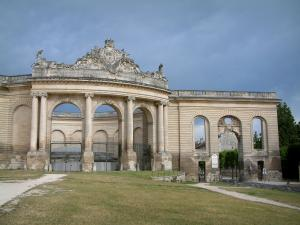 Chantilly - Porte Saint-Denis