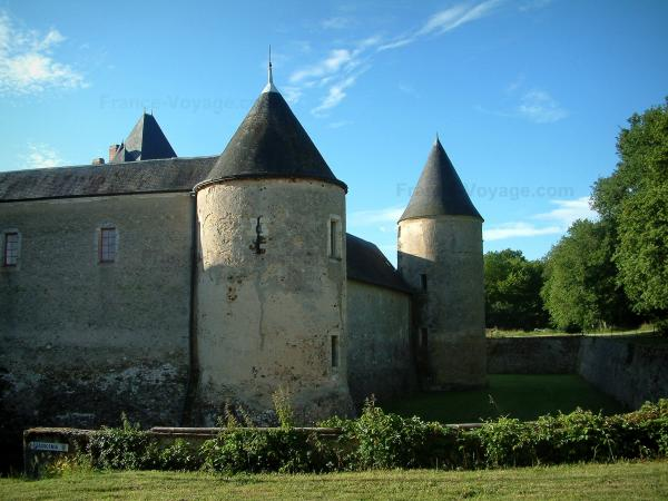 La Chapelle-d'Angillon - Tourism, holidays & weekends guide in the Cher