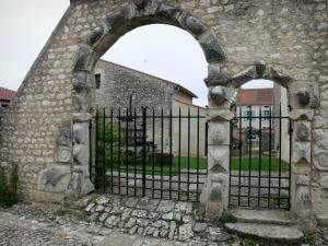 Charroux - Museum of Charroux and its Canton