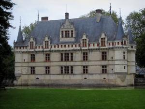 Chateau D Azay Le Rideau 25 Quality High Definition Images