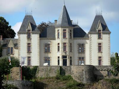 Candes saint martin guide tourisme vacances - Office tourisme bressuire ...