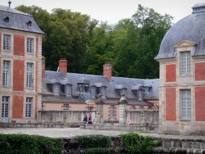 Château de Chamarande - Departmental Domain of Chamarande: château and its outbuildings