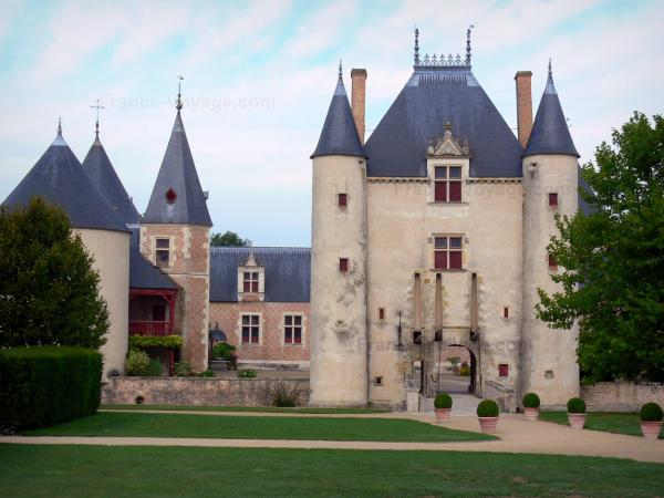 the chteau de chamerolles - Chateau De Chamerolles Mariage