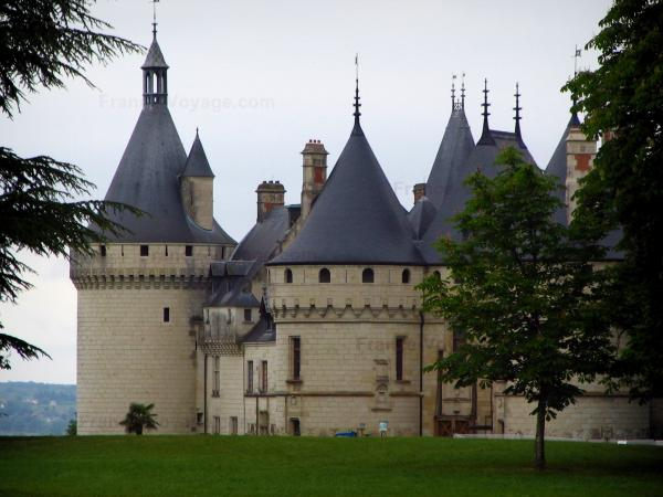 The Château de Chaumont-sur-Loire - Tourism, holidays & weekends guide in the Loir-et-Cher