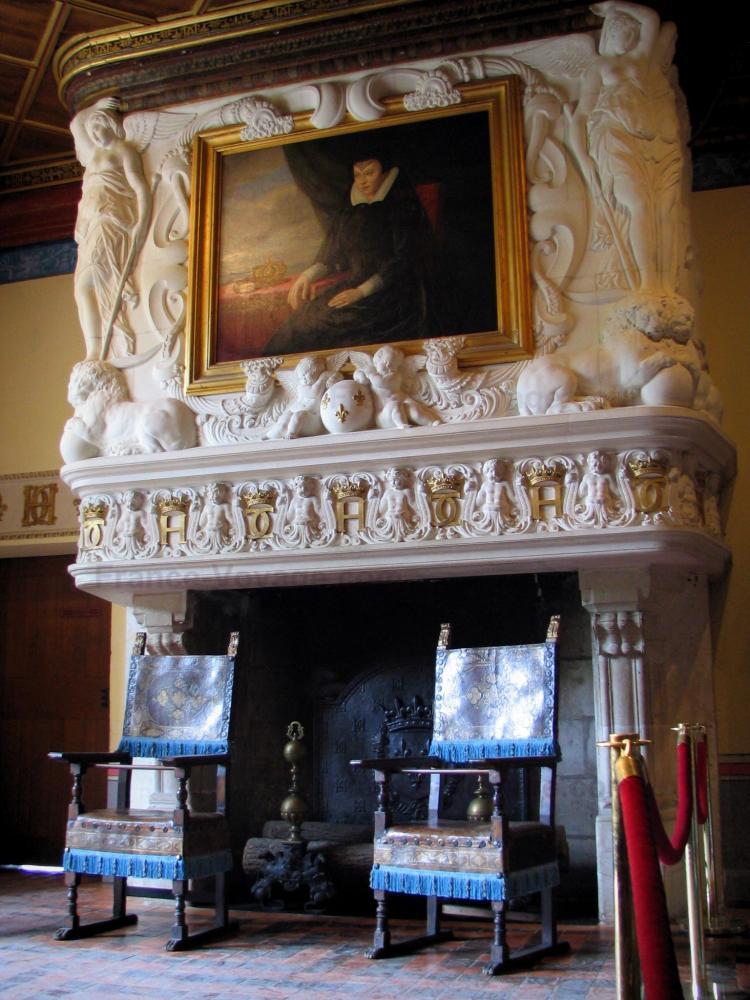 Photos ch teau de chenonceau 38 images de qualit en for Chateau chenonceau interieur