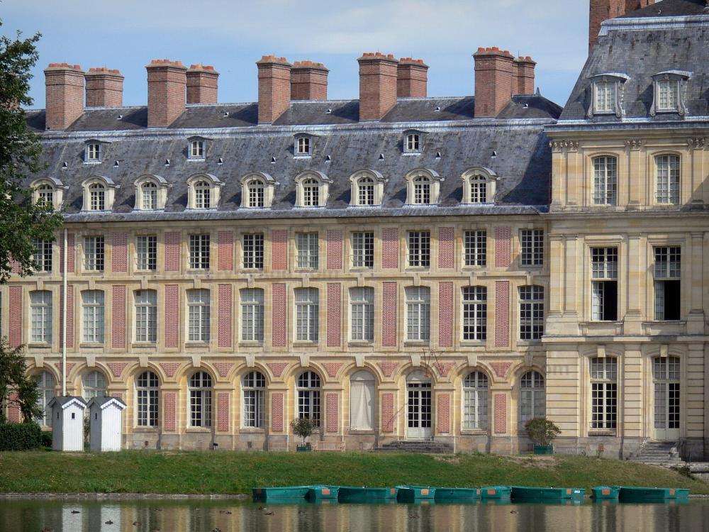 Photos ch teau de fontainebleau 55 images de qualit for Circuit jardins anglais