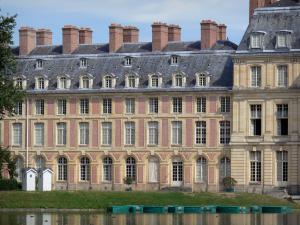 Ch teau de fontainebleau 55 images de qualit en haute for Jardin anglais fontainebleau