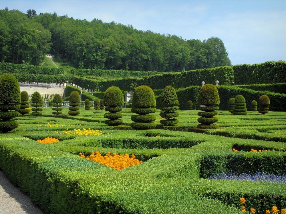 Photos ch teau et jardins de villandry 33 images de for Definition de jardin