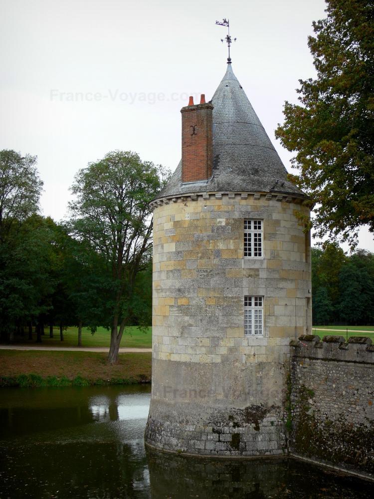 Photos Ch 226 Teau De Sully Sur Loire 6 Images De Qualit 233