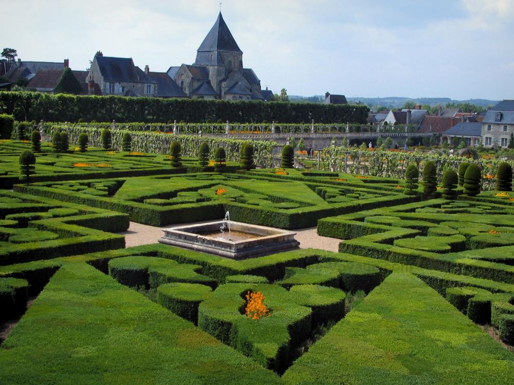 Photos ch teau de villandry and gardens 33 quality for Definition du jardin