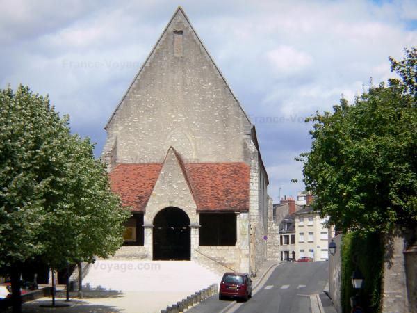 Châteauroux - Tourism, holidays & weekends guide in the Indre