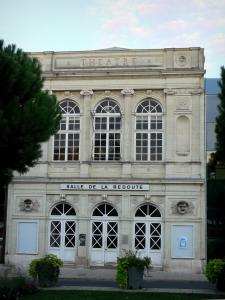 Châtellerault - Former theatre home to exhibitions (La Redoute)