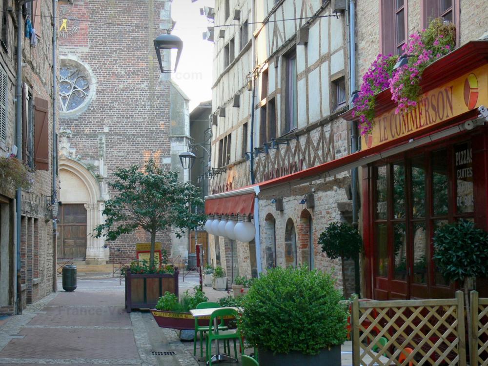Photos ch tillon sur chalaronne guide tourisme vacances - Office tourisme chatillon sur chalaronne ...