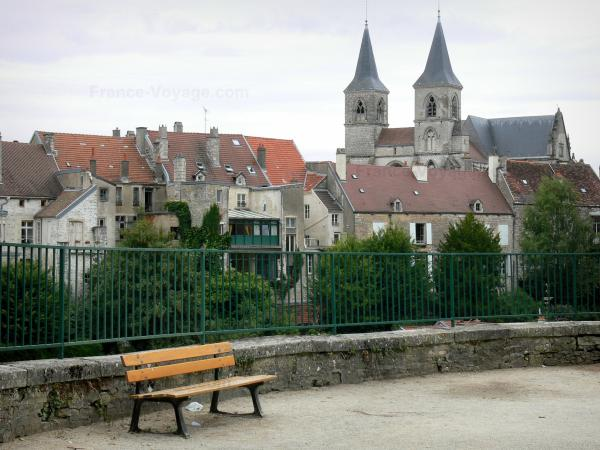 Chaumont - Tourism, holidays & weekends guide in the Haute-Marne