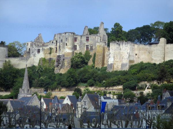 Chinon - Tourism, holidays & weekends guide in the Indre-et-Loire