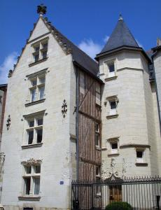 Chinon - Residence in the old city