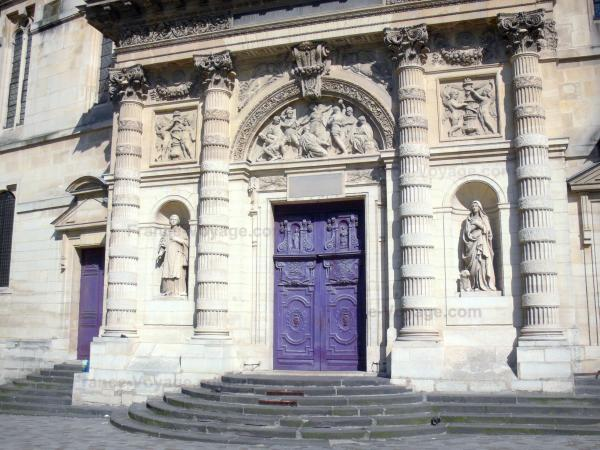 The Church of St Stephen on the Mount - Tourism, holidays & weekends guide in Paris