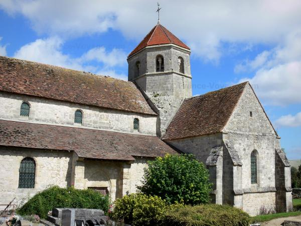 The churches of the Ardre valley - Tourism, holidays & weekends guide in the Marne