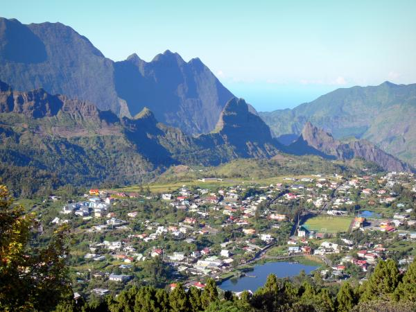 Cilaos - Tourism, holidays & weekends guide in the Réunion
