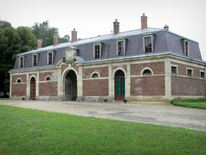 Cirey-sur-Blaise castle - Outbuildings of the castle