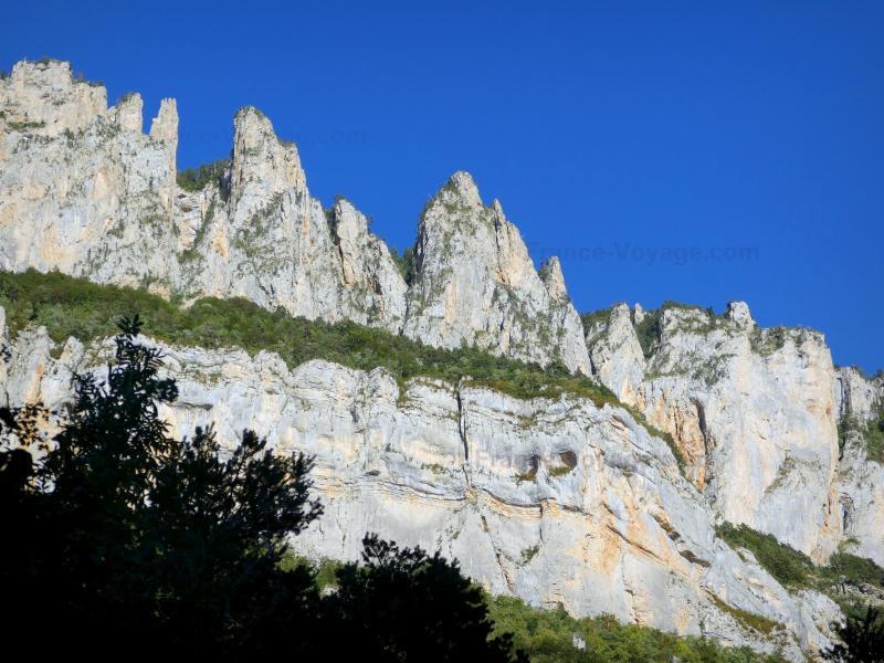 Le cirque d'Archiane - Guide tourisme, vacances & week-end dans la Drôme