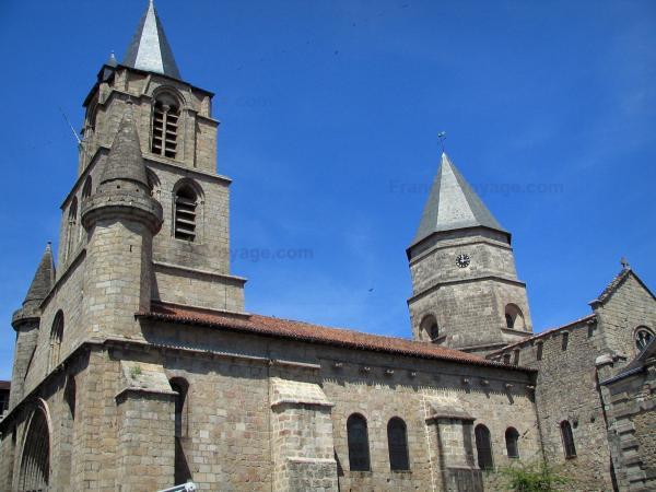 La coll giale de saint junien guide tourisme vacances - Office de tourisme saint junien ...